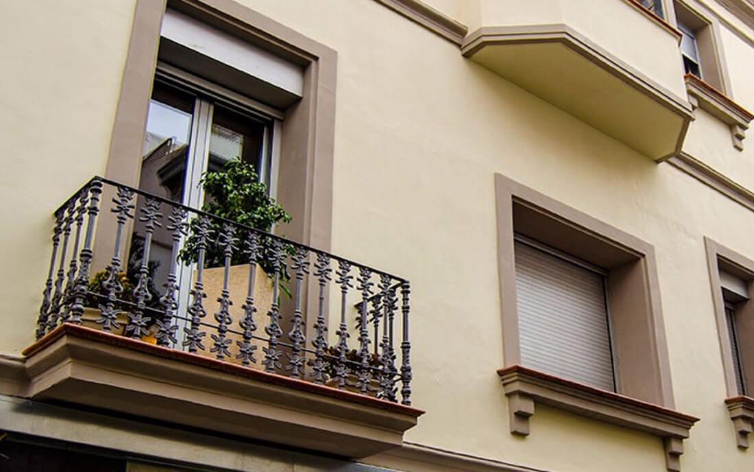 Rehabilitació d'edificis i façanes
