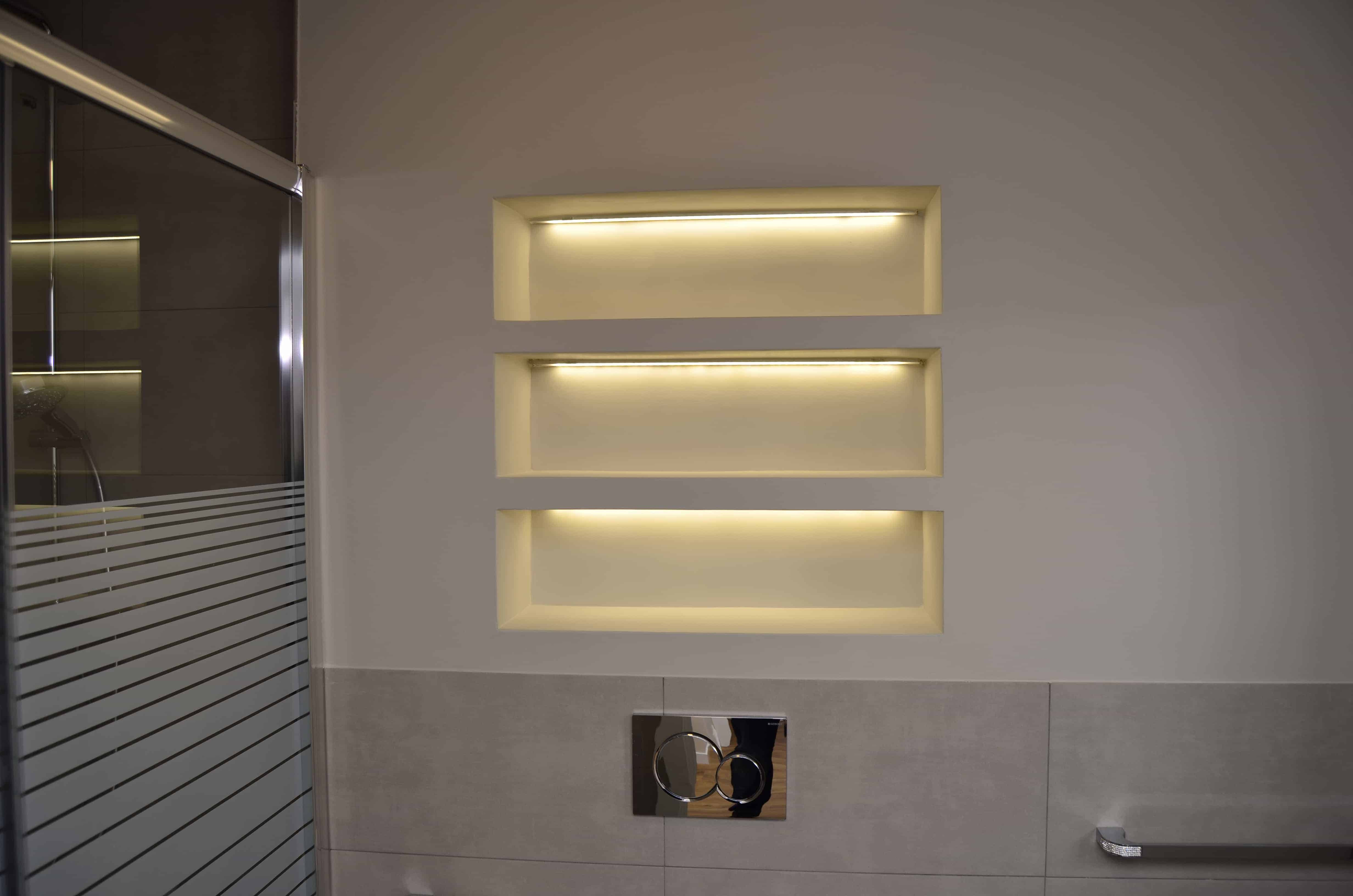 iluminación lavabo contract solutions