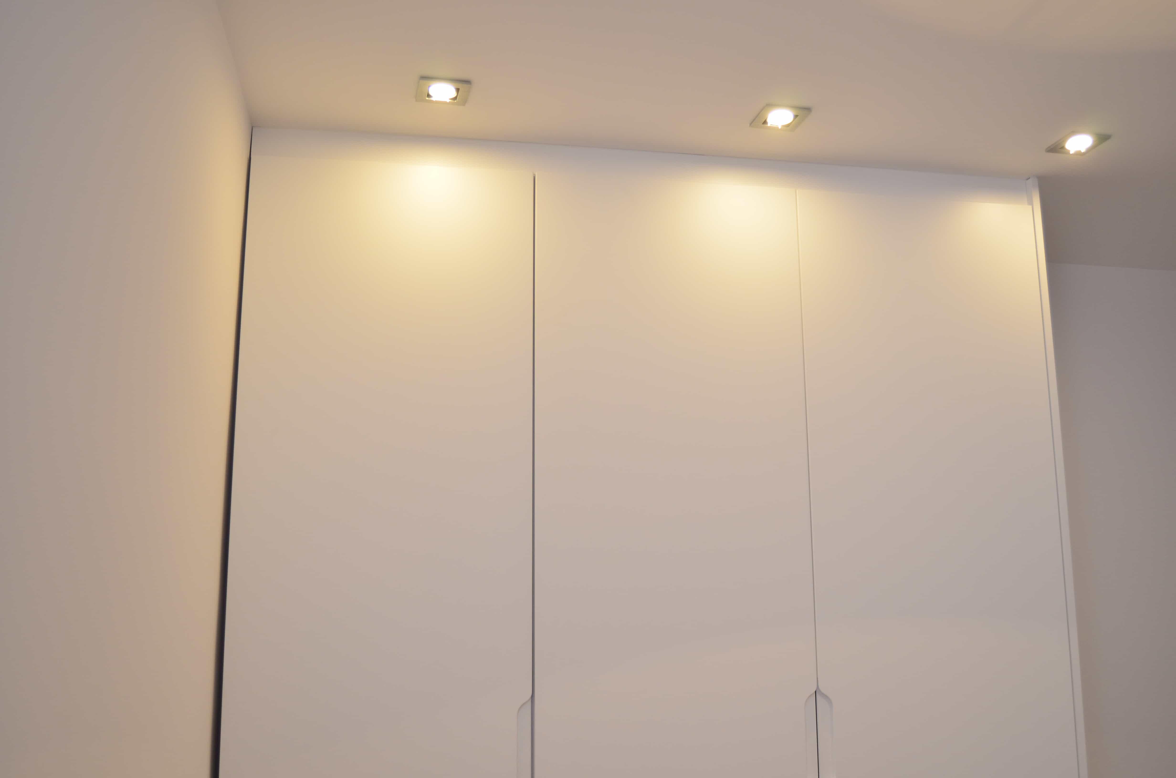 Iluminación techo Josep Tarradellas