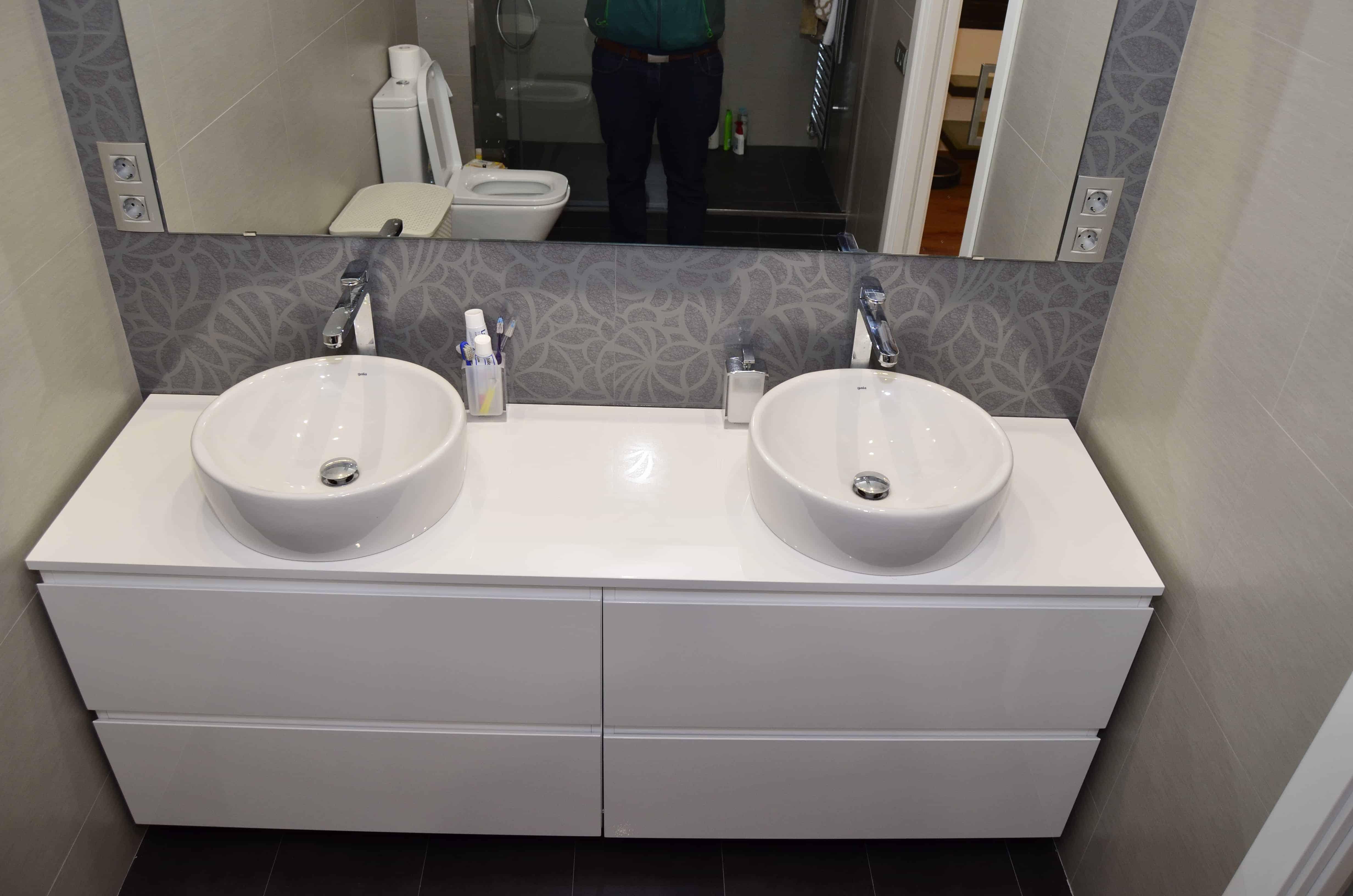 Mueble baño Josep Tarradellas