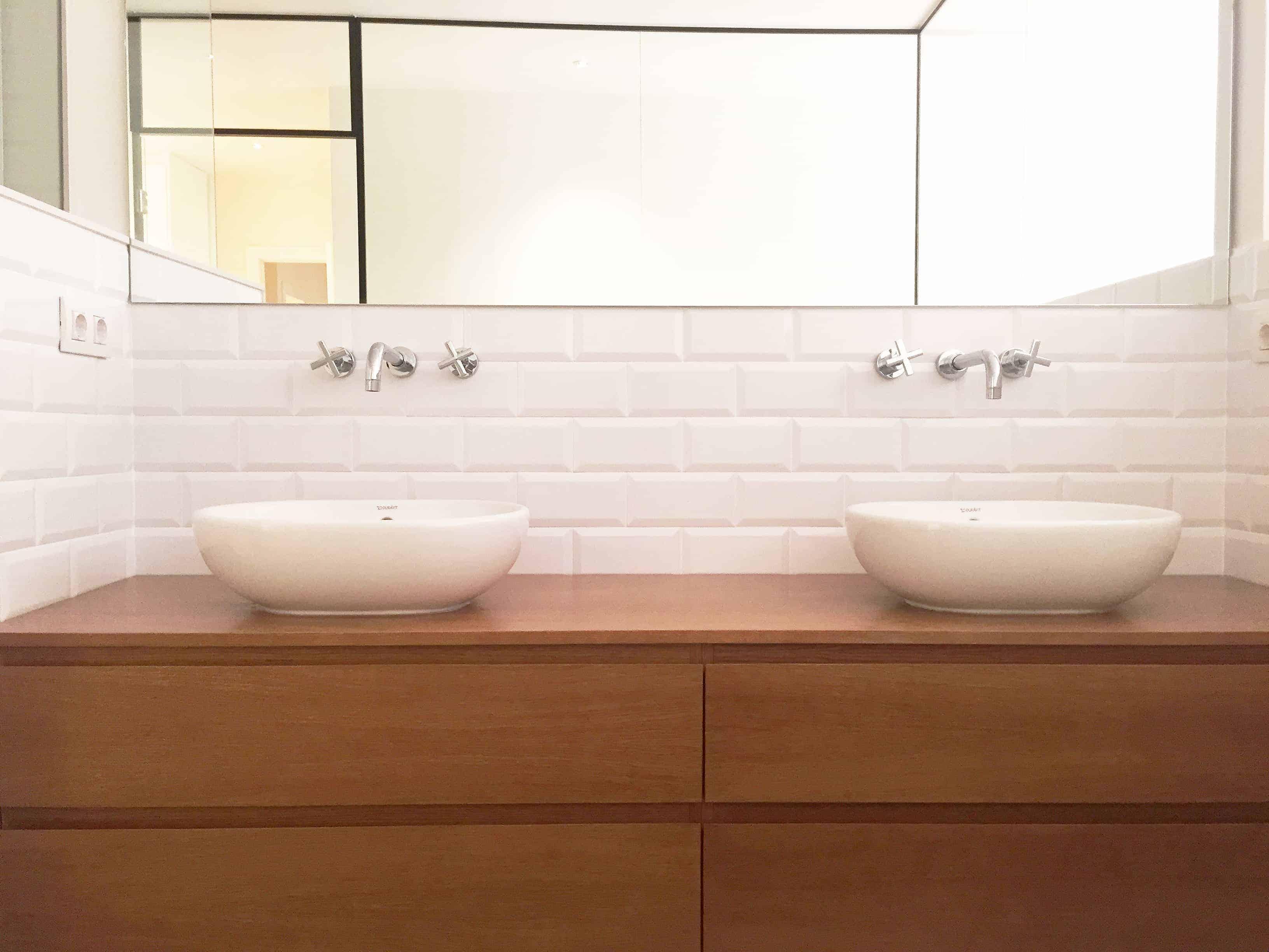 lavamanos de madera rector ubach contract solutions